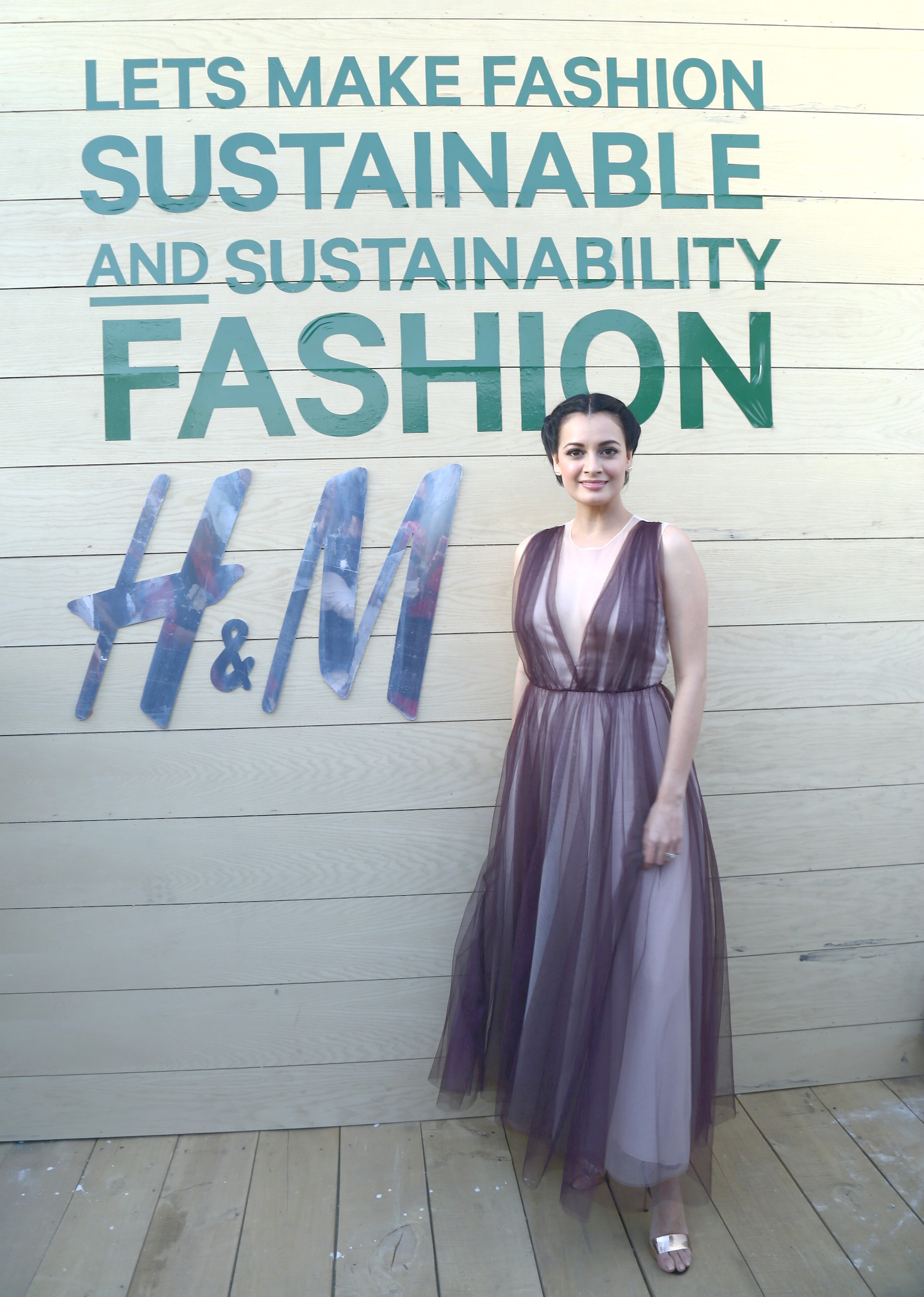 H&M PRESENTS SUSTAINABLE FASHION AT AIFW 2017 WITH THE FASHION ...