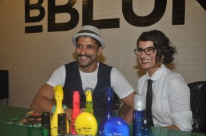 Bblunt launched their 18th outlet in india country s for Adhuna akhtar salon
