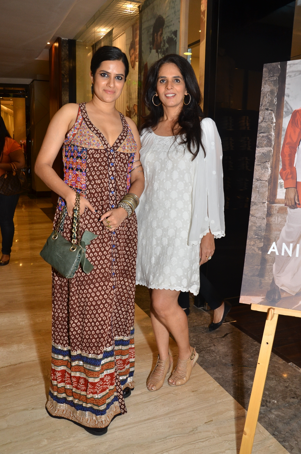 ANITA DONGRE MARKS THE LAUNCH OF HER NEW COLLECTION WITH A DHOTI